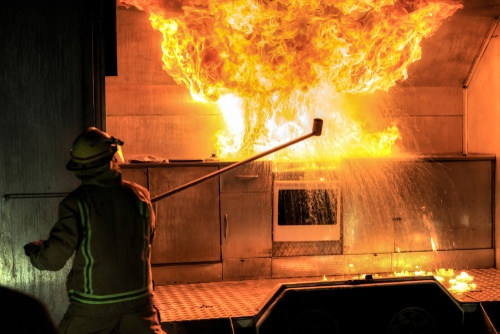 Grease Fires And Kitchen Safety Exhaust Hood Depot
