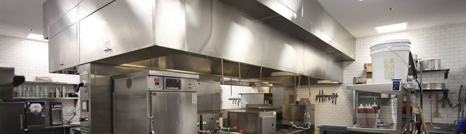 Restaurant Hoods & Exhaust Hood Systems for Commercial Kitchens